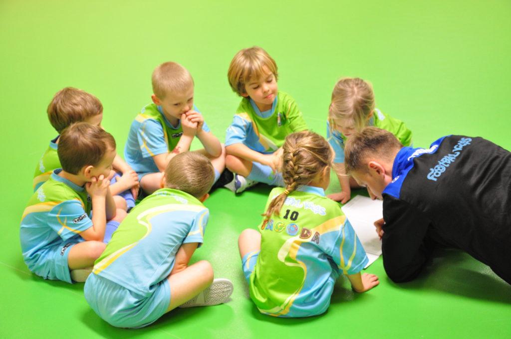 akademia piłkarska dla dzieci