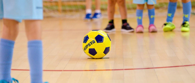 I przedszkolak piłkę kopie – zajęcia sportowe dla twojego dziecka