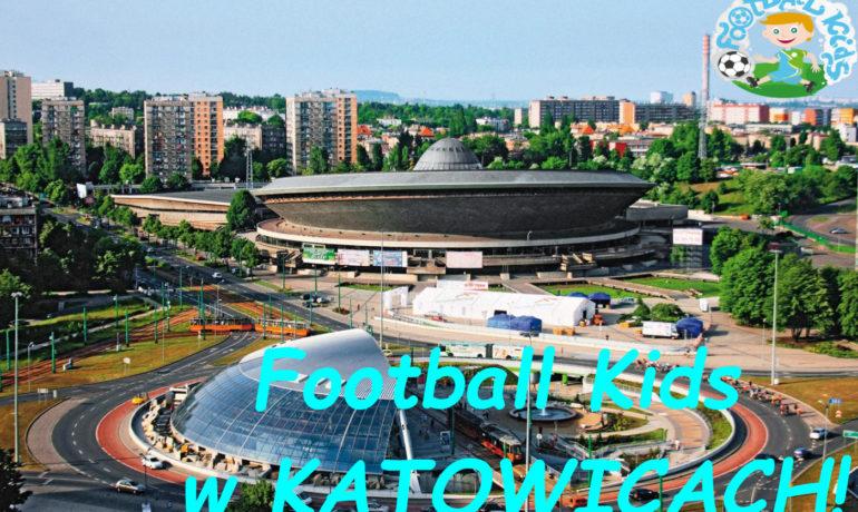Football Kids w KATOWICACH!