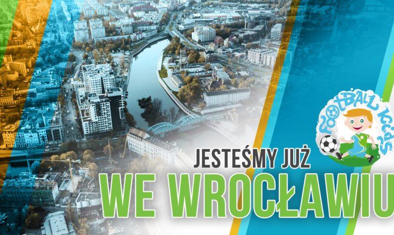 RUSZA SEZON PIŁKARSKI 2020/2021 WE WROCŁAWIU!