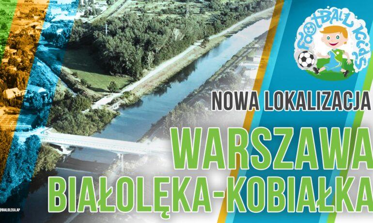Zbieramy zapisy! Warszawa Białołęka os. Kobiałka