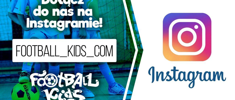 Football Kids na INSTAGRAMIE!