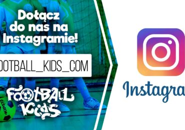 Football Kids na INSTAGRAMIE!