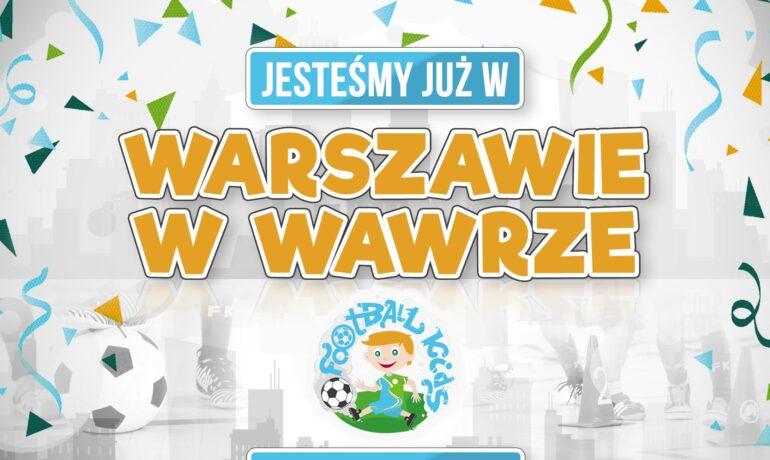 Start zapisów: WAWER